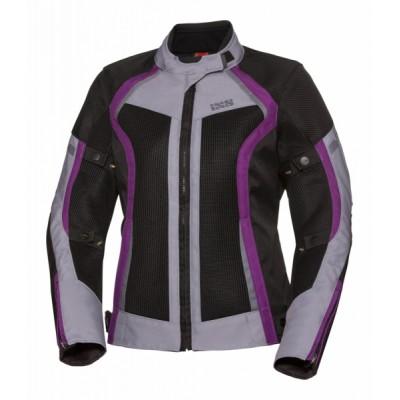 Мотокуртка iXS Sport Damen Jacke Andorra-Air X51046 398
