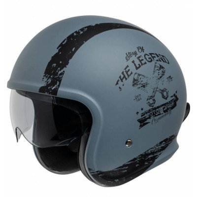 ОТКРЫТЫЕ ШЛЕМЫ Jet Helmet iXS880 2.0 X10061 M93