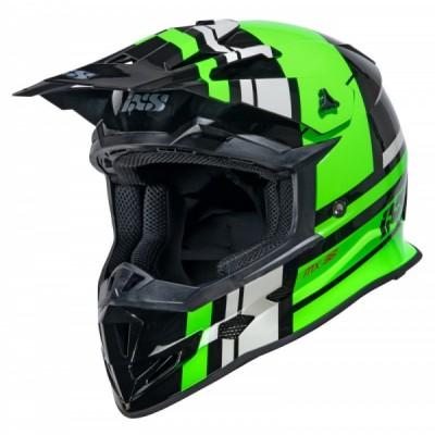 КРОССОВЫЕ ШЛЕМЫ Motocross Helmet iXS361 2.3 X12038 037