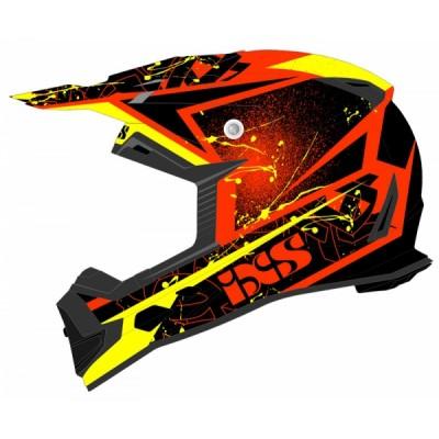 Кроссовый шлем iXS HX 361 2.0 X12034 235