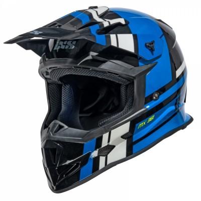 КРОССОВЫЕ ШЛЕМЫ Motocross Helmet iXS361 2.3 X12038 034