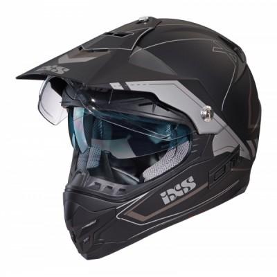 Кроссовый шлем iXS HX 207 2.0 X12024 M39