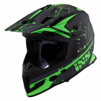 Кроссовый шлем iXS HX 361 2.0 X12034 M37