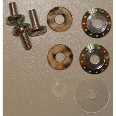 Стекло для шлема iXS HX 137 X10010 BSR