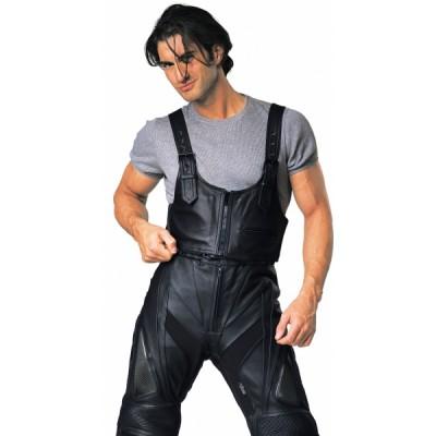 РАСПРОДАЖА Верхняя часть кожаных брюк IXS Leather-ZIP Z7401-003